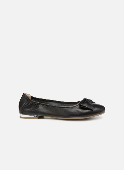 Ballet pumps Caprice Lorel Black back view