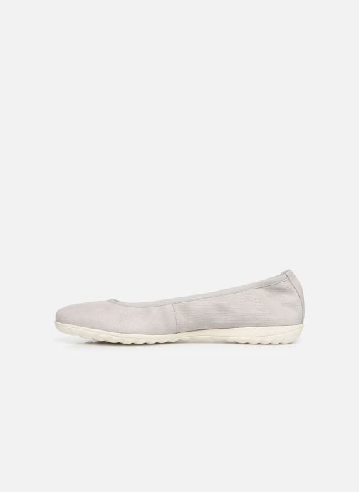 Ballerines Caprice Gina Gris vue face