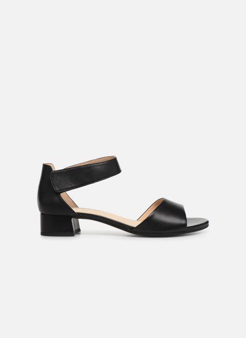 Sandals Caprice Ginevra Black back view