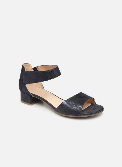 Sandales et nu-pieds Caprice Ginevra Bleu vue détail/paire