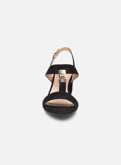 Sandales et nu-pieds Caprice Lotte Noir vue portées chaussures