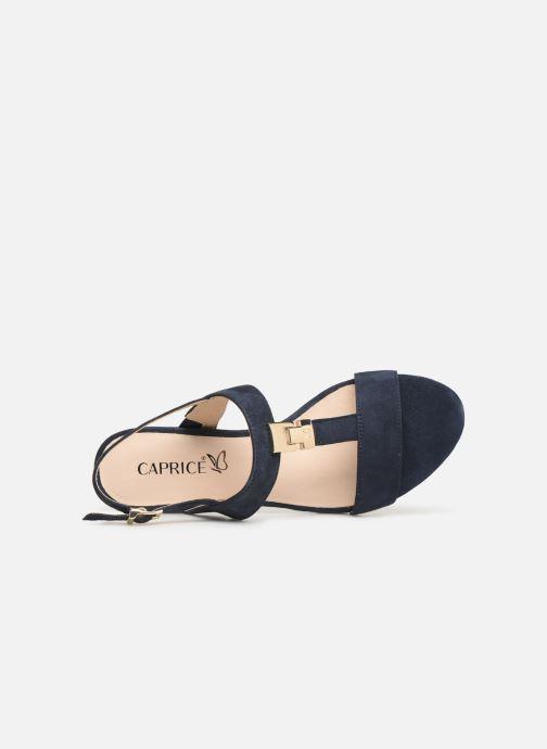 bleu Caprice Chez pieds Nu Lotte Sandales Et x0gFngPq51