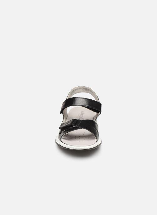 Sandals Caprice Minna Black model view