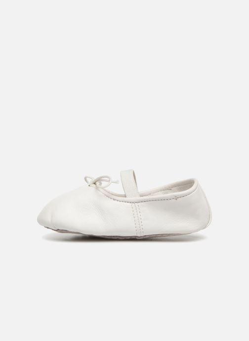 Pantofole Robeez Dancer Bianco immagine frontale