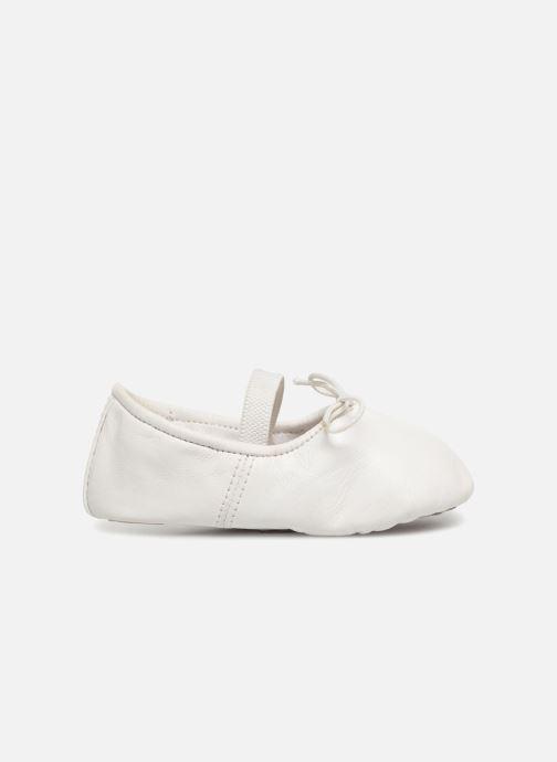 Pantofole Robeez Dancer Bianco immagine posteriore