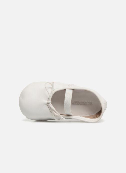 Chaussons Robeez Dancer Blanc vue gauche