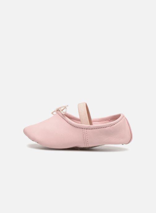 Pantoffels Robeez Dancer Roze voorkant