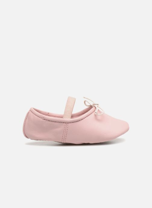 Pantoffels Robeez Dancer Roze achterkant