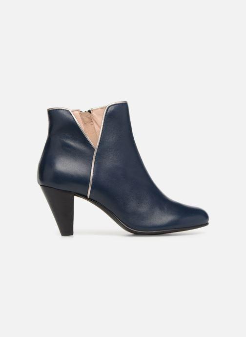 Bottines et boots Georgia Rose Lafaon Bleu vue derrière
