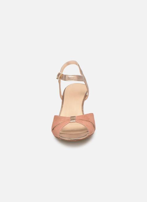 Sandalen Georgia Rose Cepumba rosa schuhe getragen