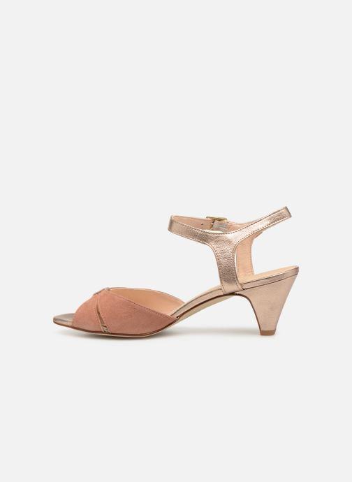 Sandales et nu-pieds Georgia Rose Cepumba Rose vue face