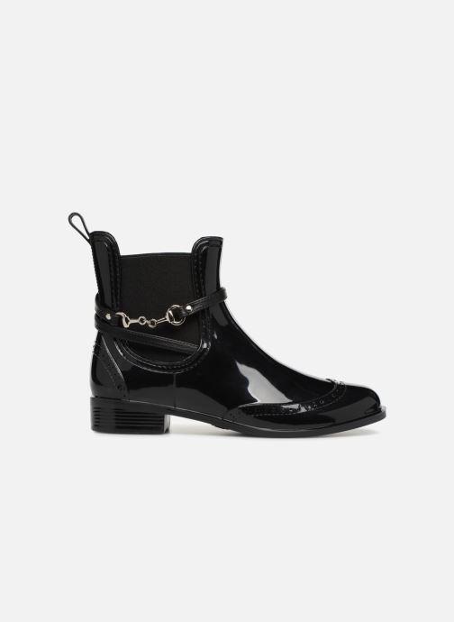 Bottines et boots Be Only Dakota Noir vue derrière