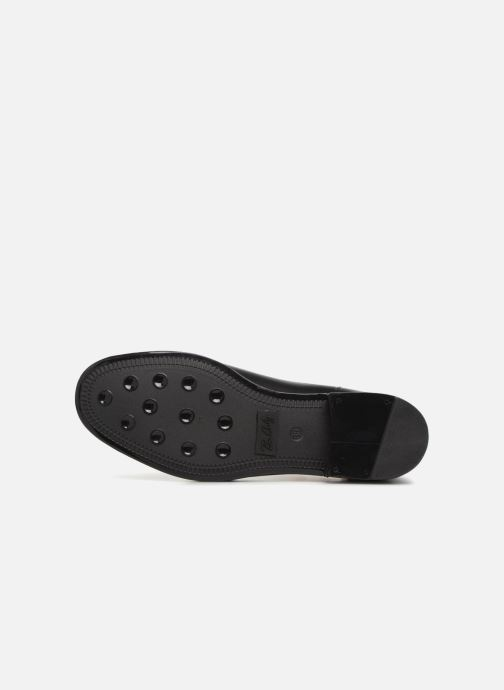 Bottines et boots Be Only Mackay Noir vue haut