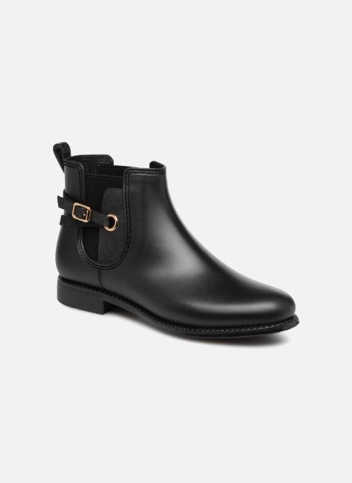Boots en enkellaarsjes Be Only Mackay Zwart detail
