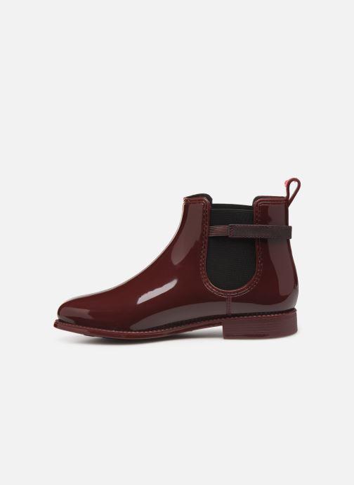 Bottines et boots Be Only Mila Bordeaux vue face