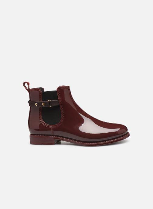Bottines et boots Be Only Mila Bordeaux vue derrière