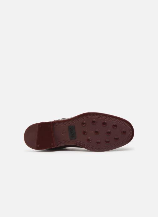 Bottines et boots Be Only Mila Bordeaux vue haut