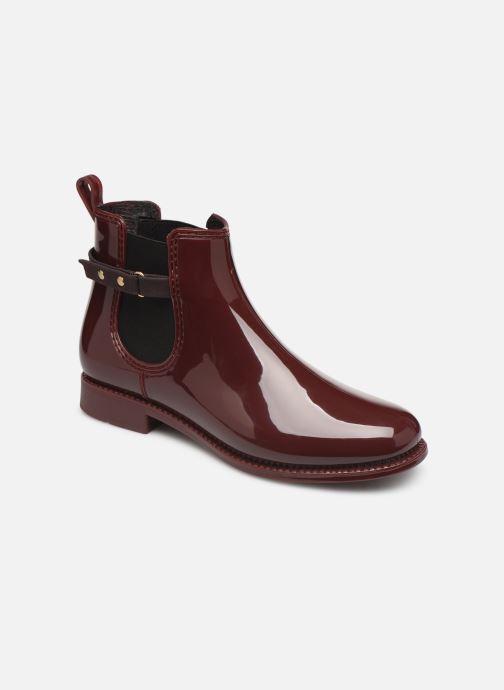 Bottines et boots Be Only Mila Bordeaux vue détail/paire