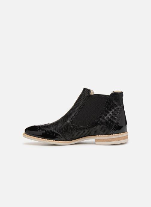 Bottines et boots Georgia Rose Noumia Noir vue face