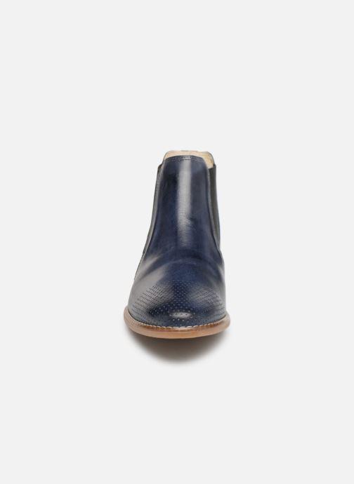 Boots en enkellaarsjes Georgia Rose Nipointa Blauw model