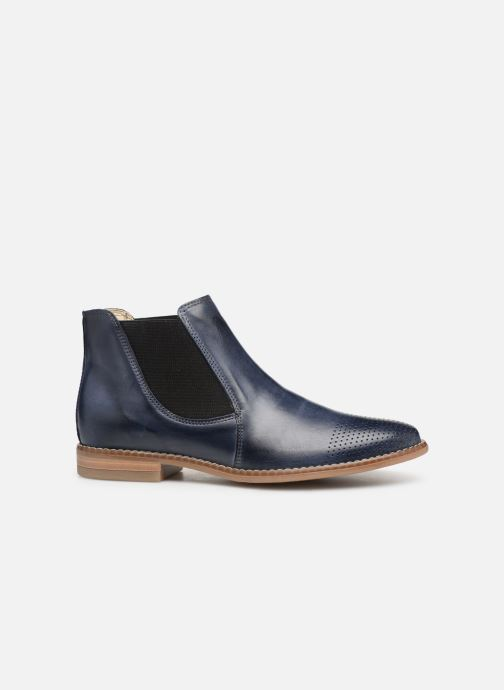 Ankle boots Georgia Rose Nipointa Blue back view