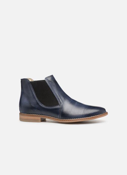 Boots en enkellaarsjes Georgia Rose Nipointa Blauw achterkant