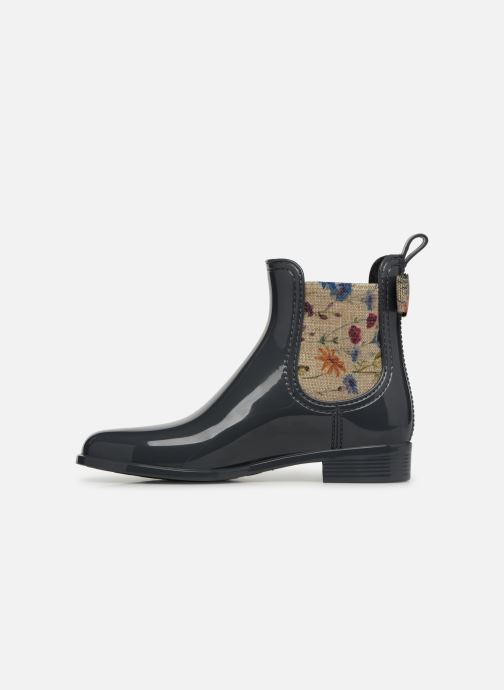 Bottines et boots Lemon Jelly Florence 01 Gris vue face