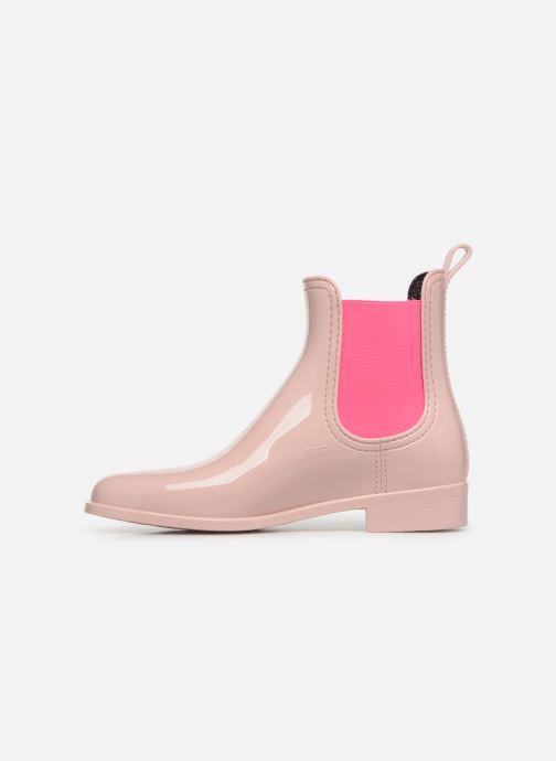 Bottines et boots Lemon Jelly Pisa 30 Rose vue face
