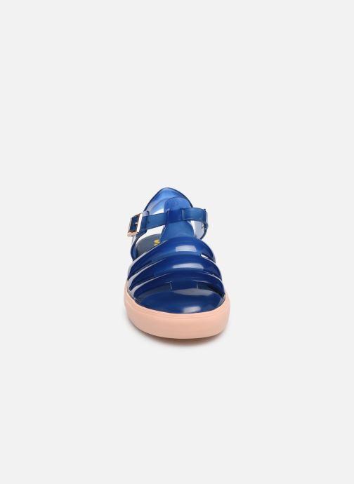 Sandales et nu-pieds Lemon Jelly Crystal 10 Bleu vue portées chaussures