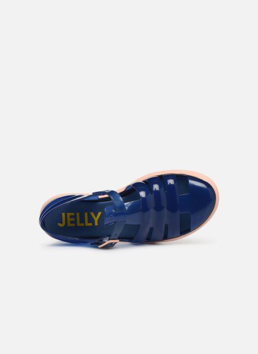 Sandales et nu-pieds Lemon Jelly Crystal 10 Bleu vue gauche