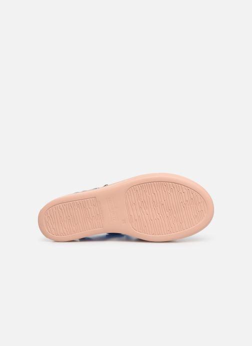 Sandales et nu-pieds Lemon Jelly Crystal 10 Bleu vue haut