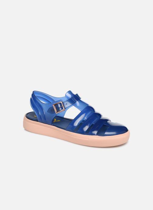 Sandales et nu-pieds Lemon Jelly Crystal 10 Bleu vue détail/paire