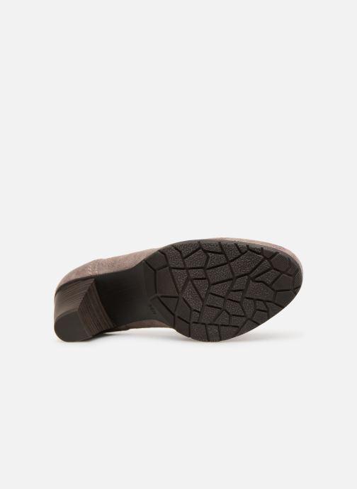 Escarpins Jana shoes Anna Rose vue haut