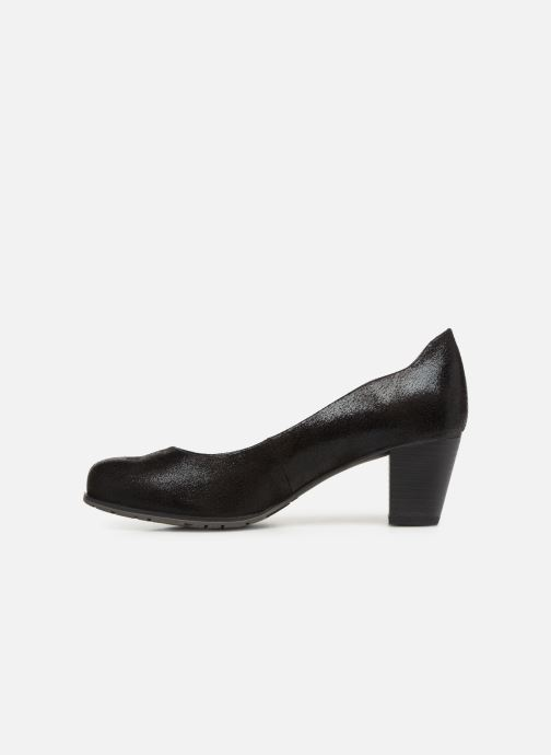 Pumps Jana shoes Lucie Zwart voorkant