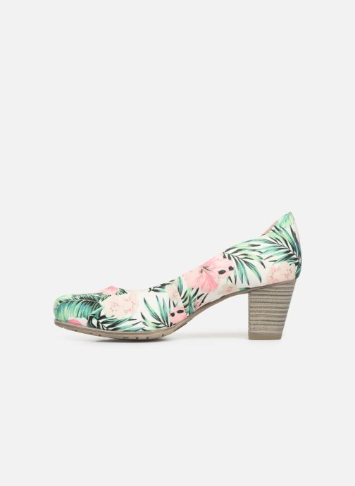 Escarpins Jana shoes Lucie Multicolore vue face
