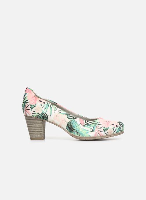 Escarpins Jana shoes Lucie Multicolore vue derrière