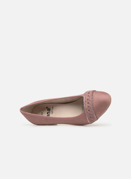 Escarpins Jana shoes Maya Rose vue gauche
