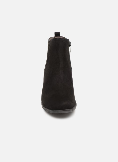 Bottines et boots Jana shoes Esther Noir vue portées chaussures