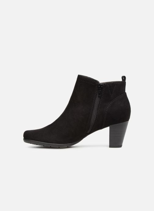 Boots en enkellaarsjes Jana shoes Esther Zwart voorkant