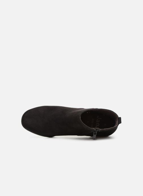 Botines  Jana shoes Esther Negro vista lateral izquierda