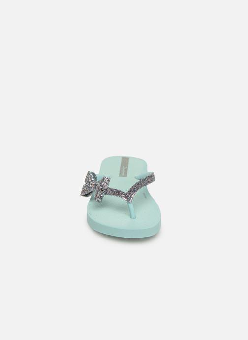 Tongs Ipanema Lolita IV Kids Vert vue portées chaussures