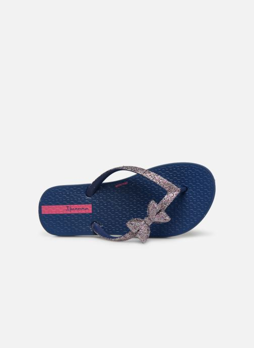 Slippers Ipanema Lolita IV Kids Blauw links