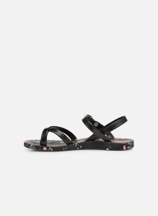 Sandalias Ipanema Fashion Sandal VI Kids Negro vista de frente