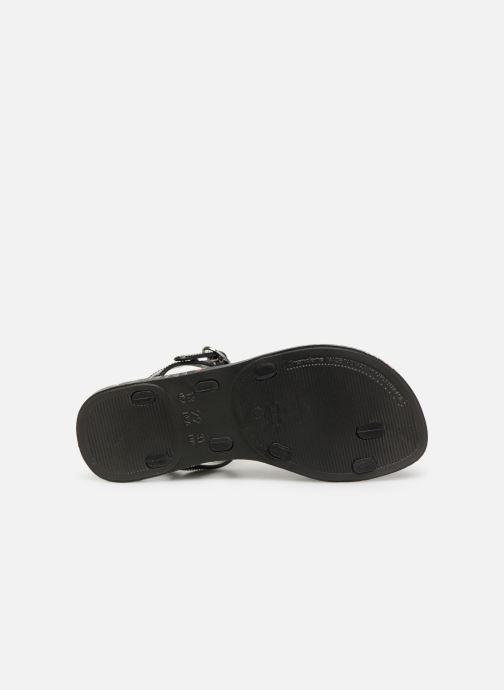Sandales et nu-pieds Ipanema Fashion Sandal VI Kids Noir vue haut