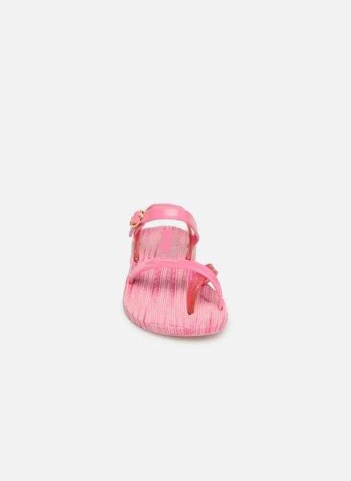 Sandales et nu-pieds Ipanema Fashion Sandal VI Kids Rose vue portées chaussures