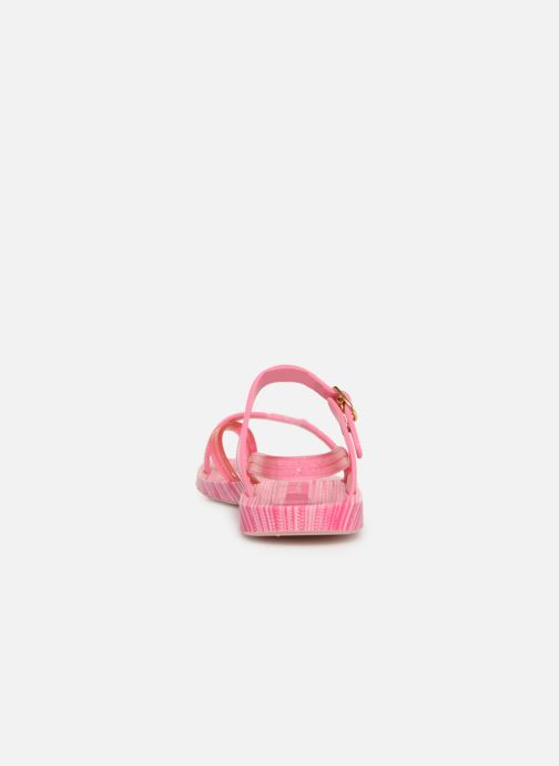 Sandalias Ipanema Fashion Sandal VI Kids Rosa vista lateral derecha