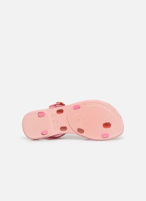 Sandales et nu-pieds Ipanema Fashion Sandal VI Kids Rose vue haut
