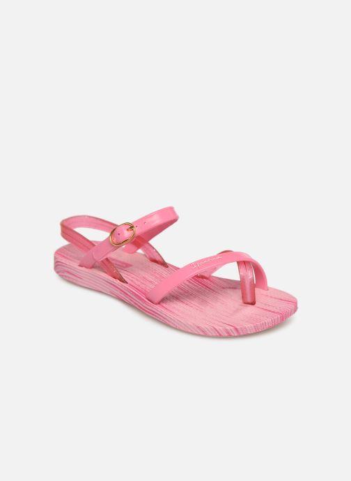 Sandalias Ipanema Fashion Sandal VI Kids Rosa vista de detalle / par