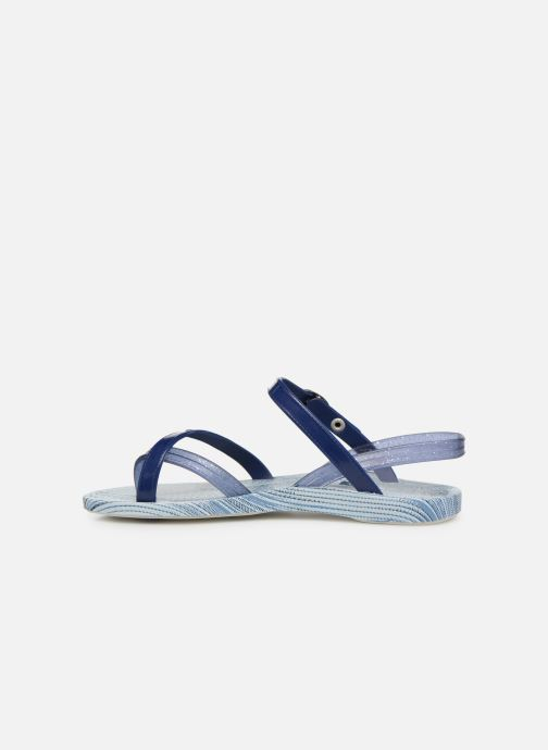 Sandali e scarpe aperte Ipanema Fashion Sandal VI Kids Azzurro immagine frontale