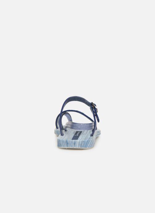 Sandali e scarpe aperte Ipanema Fashion Sandal VI Kids Azzurro immagine destra